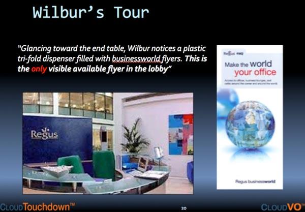 Wilbur's Tour