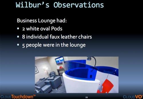 Wilbur's Observations