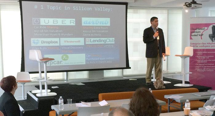 Scott Chambers Speaking at WANY