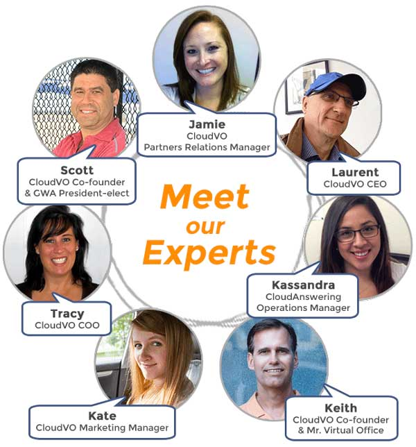 Meet the CloudVO Experts