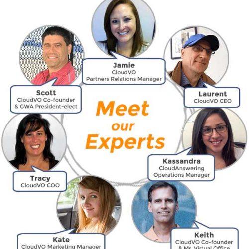 Meet the CloudVO Experts!