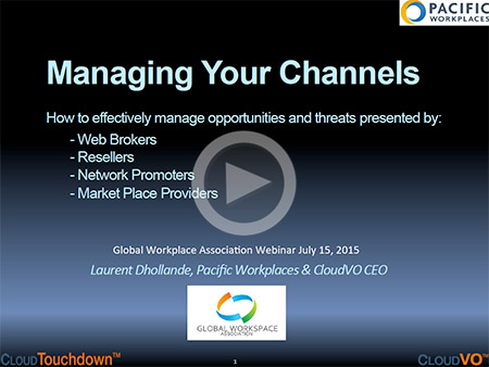 Webinar - Managing Your Channels