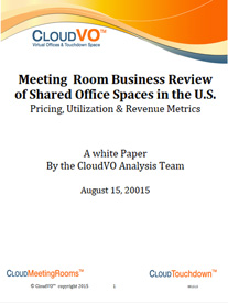 Meeting Rooms Pricing White Paper