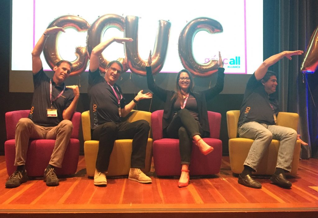 Our Team of Experts at GCUC
