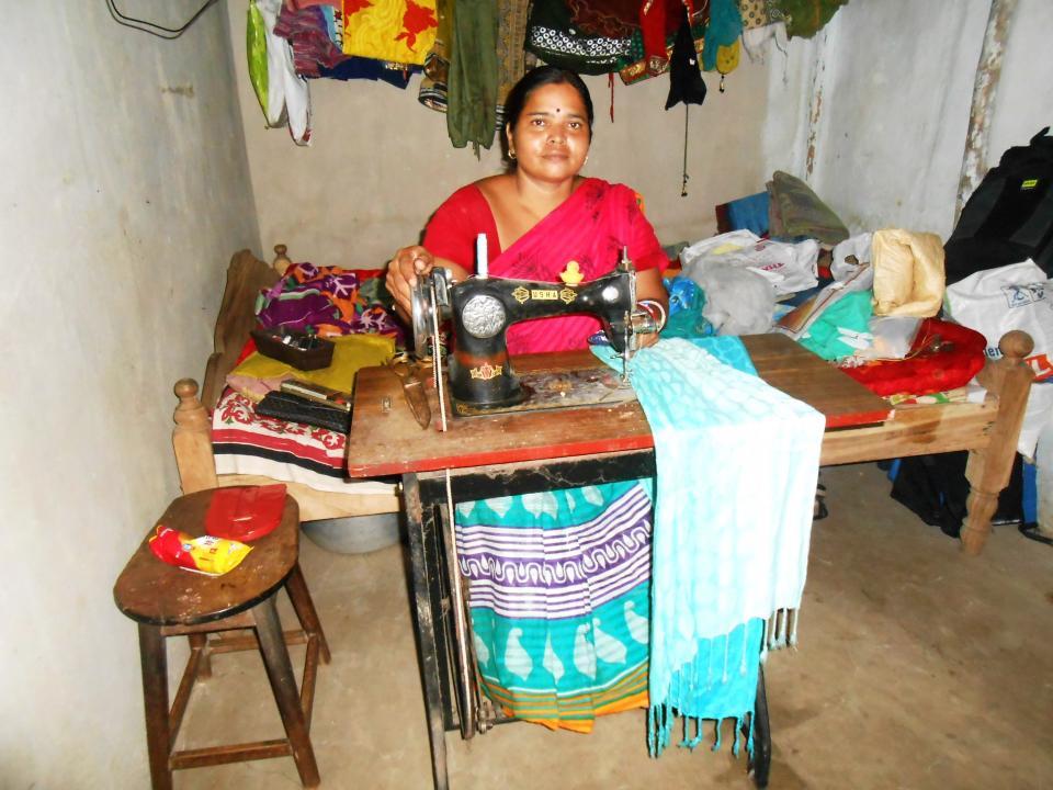 Ashalata, Kiva Loan Recipient | CloudVO