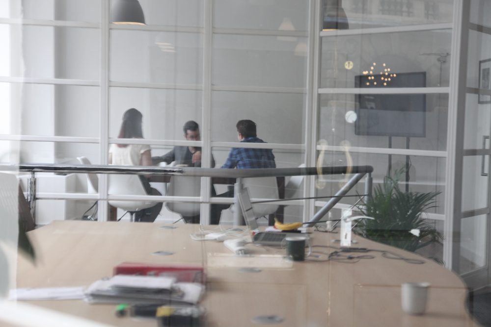 Image of Coworking at Collabor8e