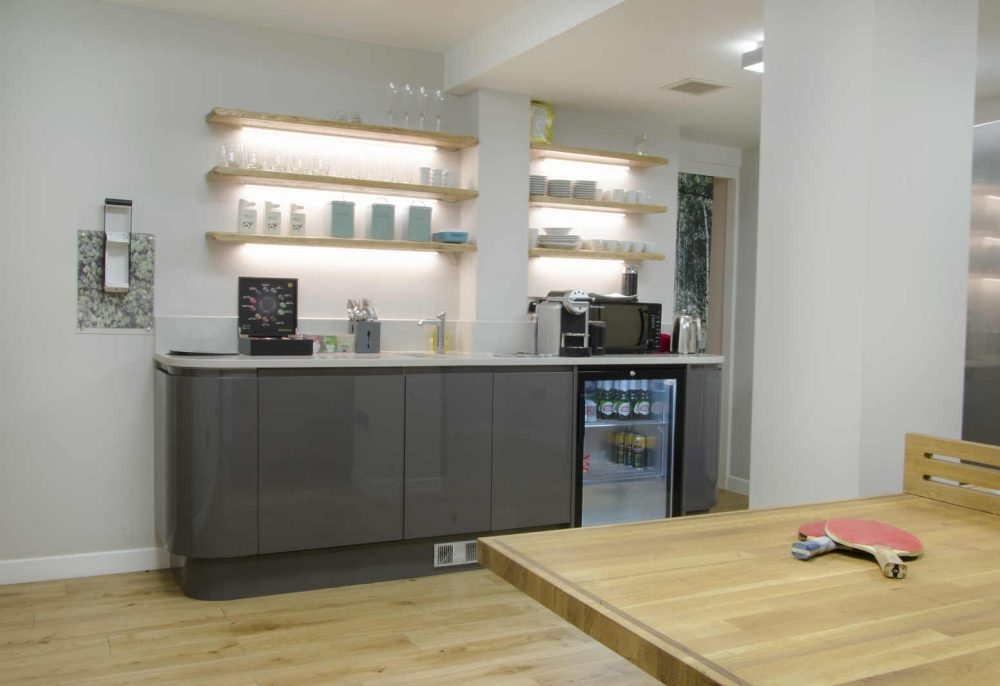 Image of Business Lounge at Kingsford Business Center