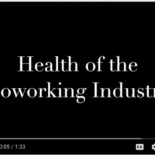 Commute with our CEO Episode 6: Health of our Coworking Industry
