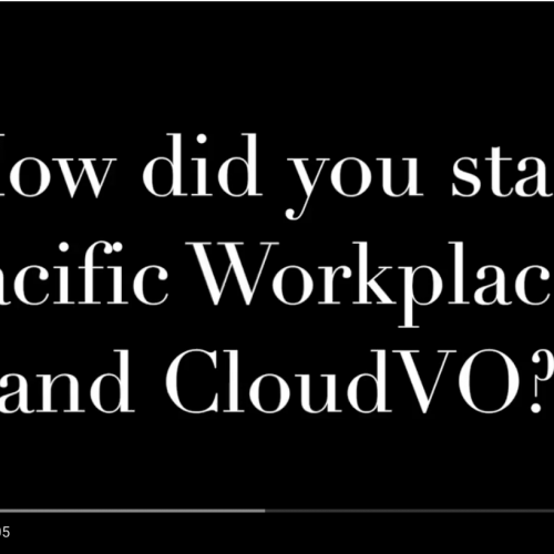 Commute with our CEO Episode 11: How did PAC and CloudVO start?