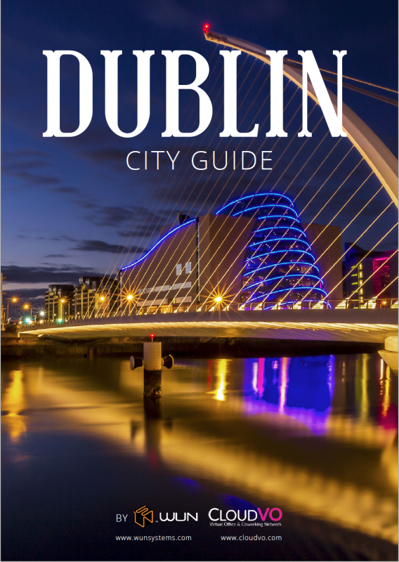 CloudVO Dublin City Guide - Coworking Europe Conference