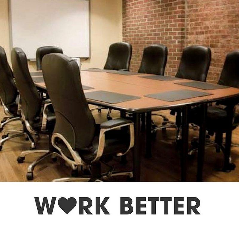 CloudVO Partner Work Better New York Chelsea Meeting Room