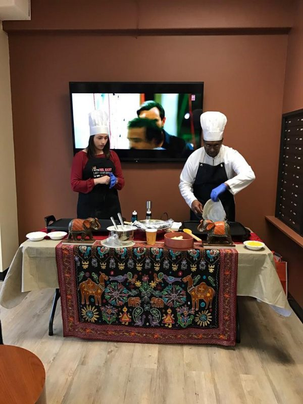 Pacific Workplaces Sunnyvale Shared Workspace Dosa Event