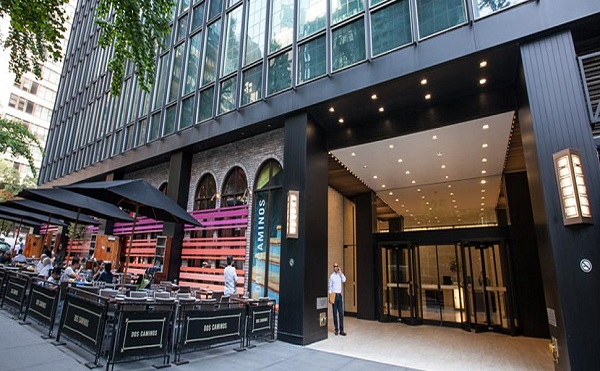 CloudVO City Blog Midtown East New York Corporate Suites Third Ave at 47th Building Exterior