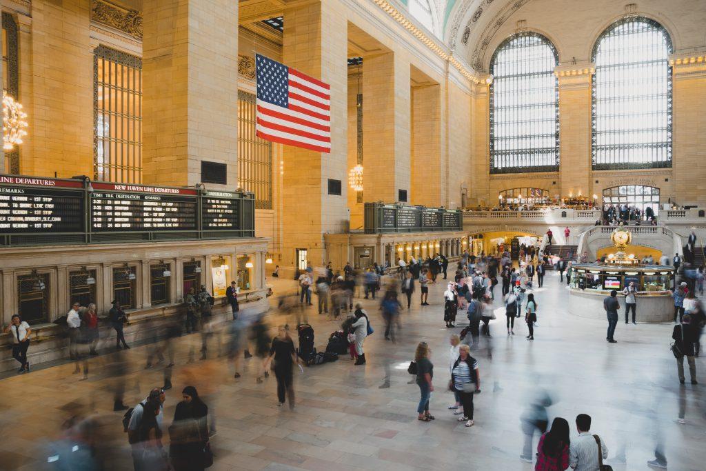 CloudVO City Blog Midtown East New York Grand Central Station Entrance