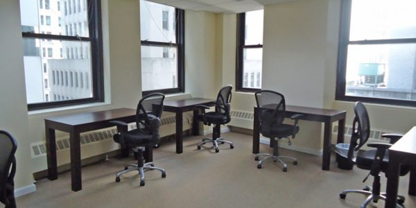 Large Conference Room at Jay Suites 30 Broad Street CloudVO City Blog Financial District New York City
