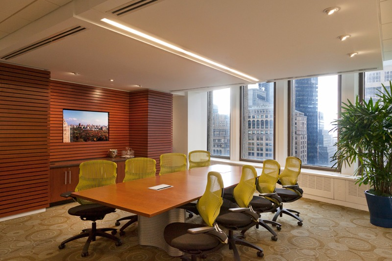 Virtual Office Space and Meeting Rooms at Park Avenue New York City