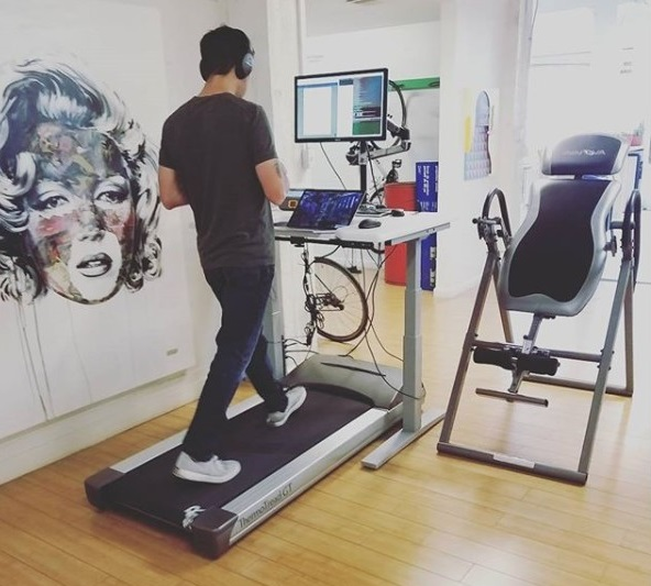 Workplace Wellness Emerges as a Core Theme in Coworking Spaces Treadmill EcosystmSF