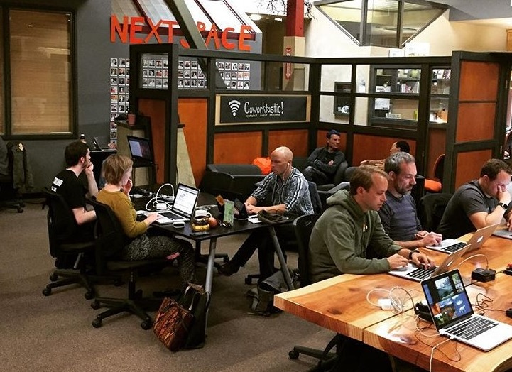 Coworking Day Passes to Generate Leads NextSpace Coworking Santa Cruz First Friday Special Day Pass