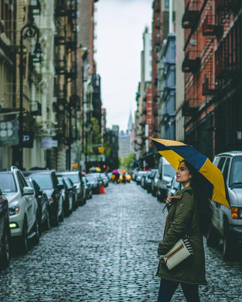 Soho Manhattan New York City