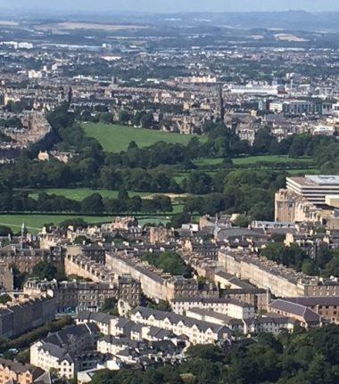 Coworking in Edinburgh Scotland