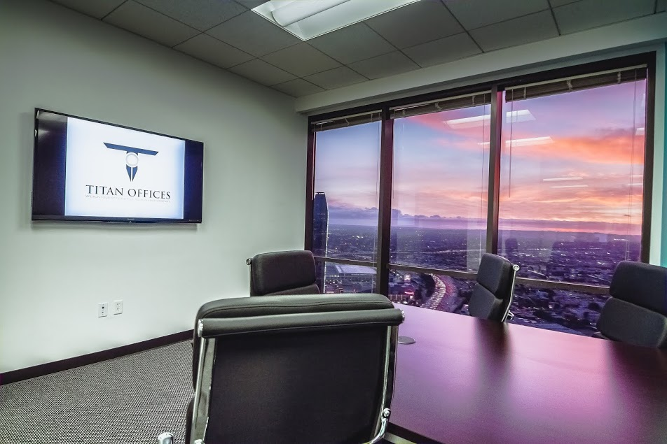CloudVO City Guide Los Angeles Titan Offices Meeting Rooms 1055 West 7th Street