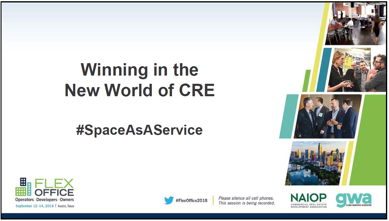 Winning in the New Work of CRE