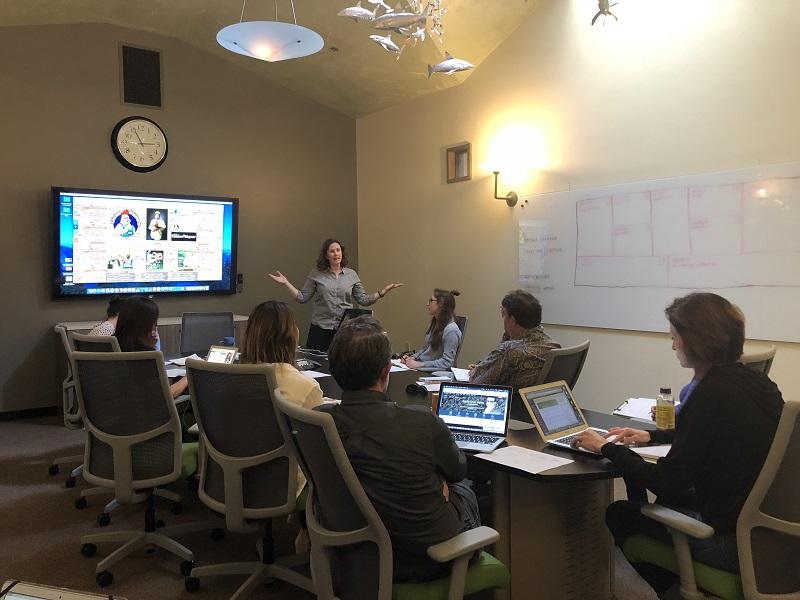 CloudVO Partner NextSpace Coworking Santa Cruz Meeting Rooms and Workshop Events
