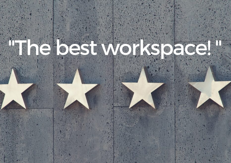 The Importance of Customer Reviews for Coworking Spaces