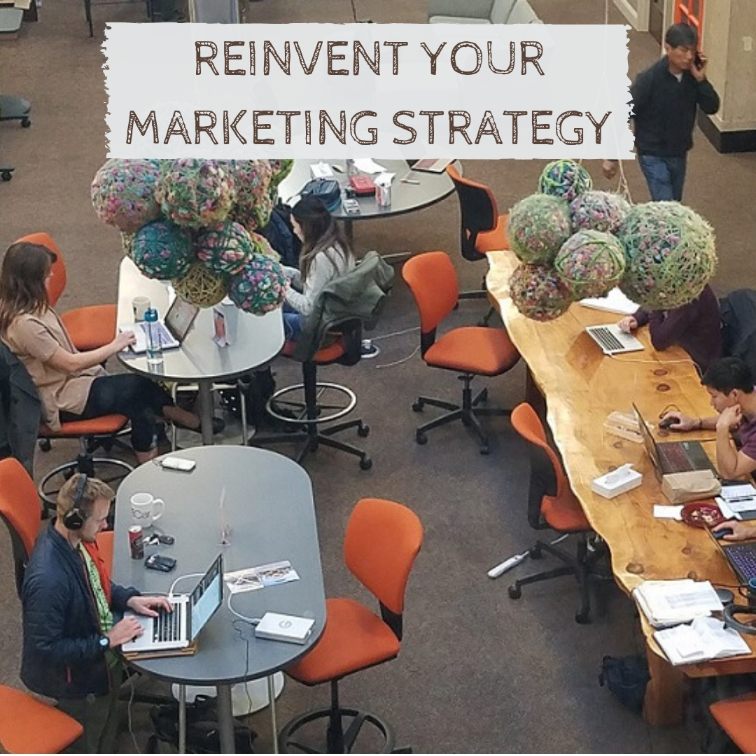 CloudVO Blog Reinvent Your Coworking Space Marketing Strategy
