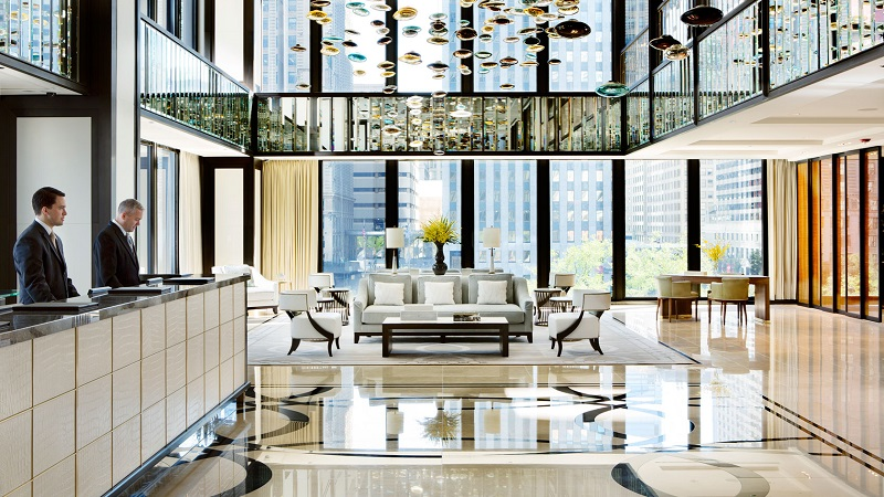 CloudVO City Guide Chicago Langham Hotel