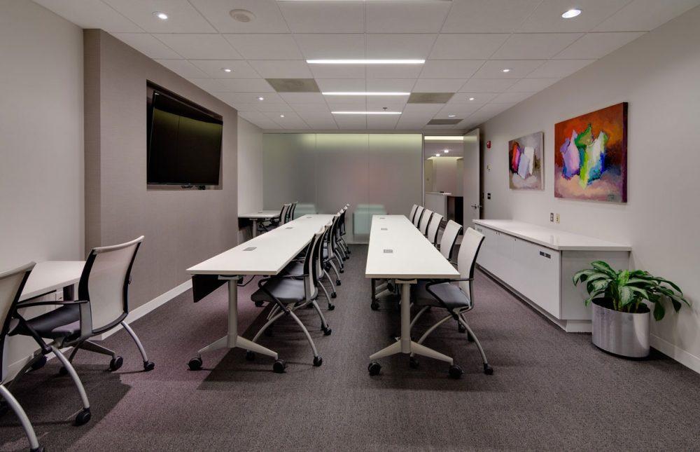 CloudVO City Guide Washington DC AdvantEdge Workspaces Boardroom