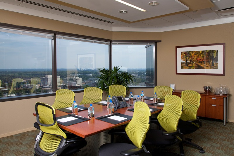 CloudVO City Guide Washington DC Carr Workplaces Tyson McLean Meeting Room