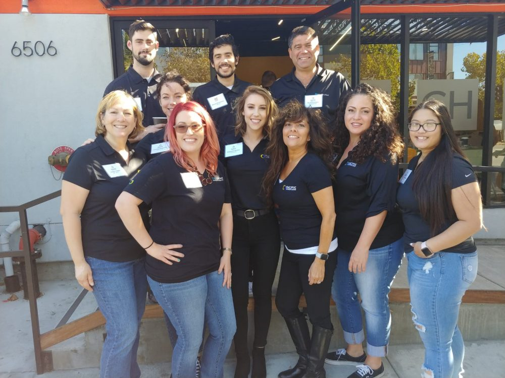pac day 2018 - east bay team