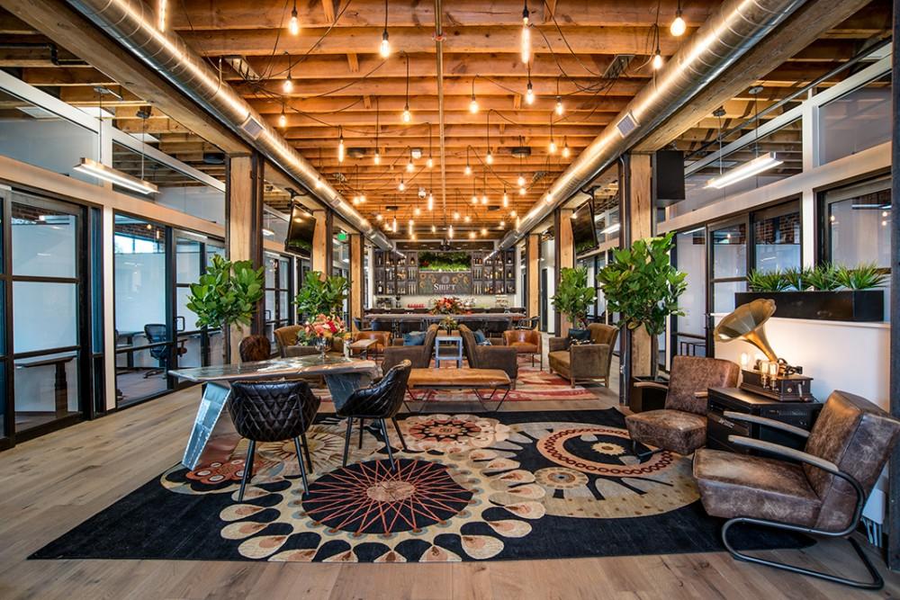 CloudVO City Guide Denver Shift Workspaces Lounge