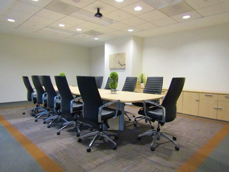 CloudVO City Guide Denver Zen Offices Conference Room