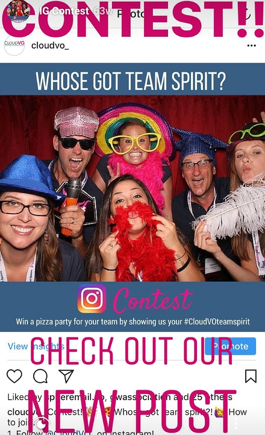 CloudVO Blog Instagram Stories for Coworking Space Operators Showcase your brand