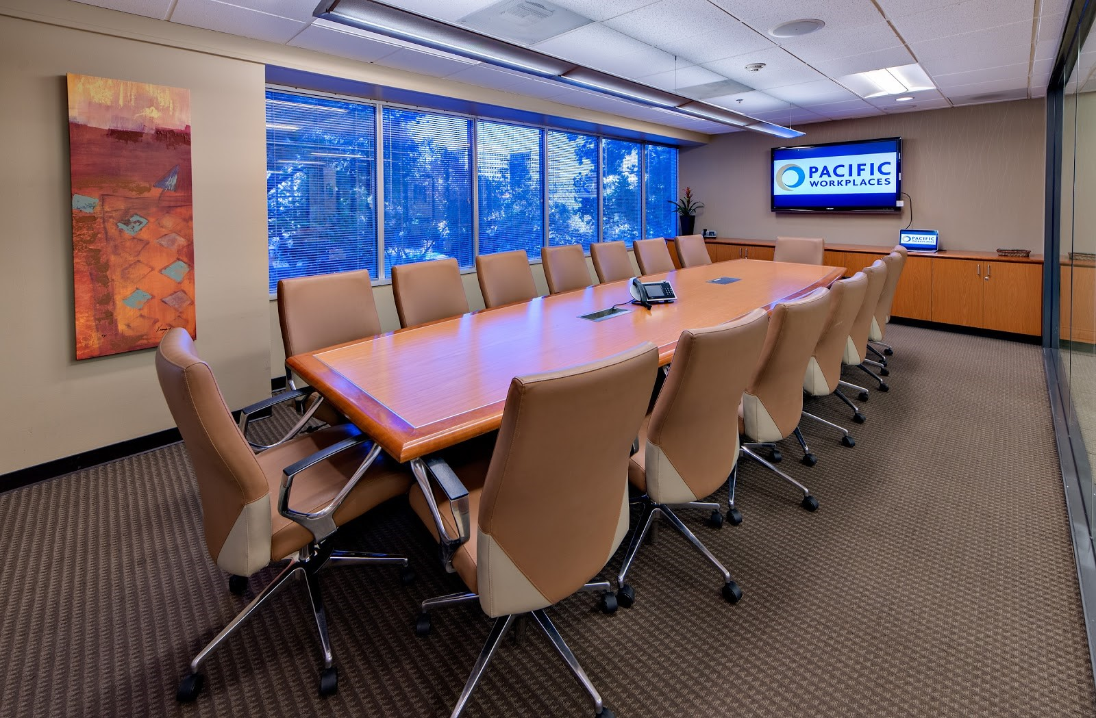 CloudVO City Guide Silicon Valley Pacific Workplaces San Jose Meeting Rooms