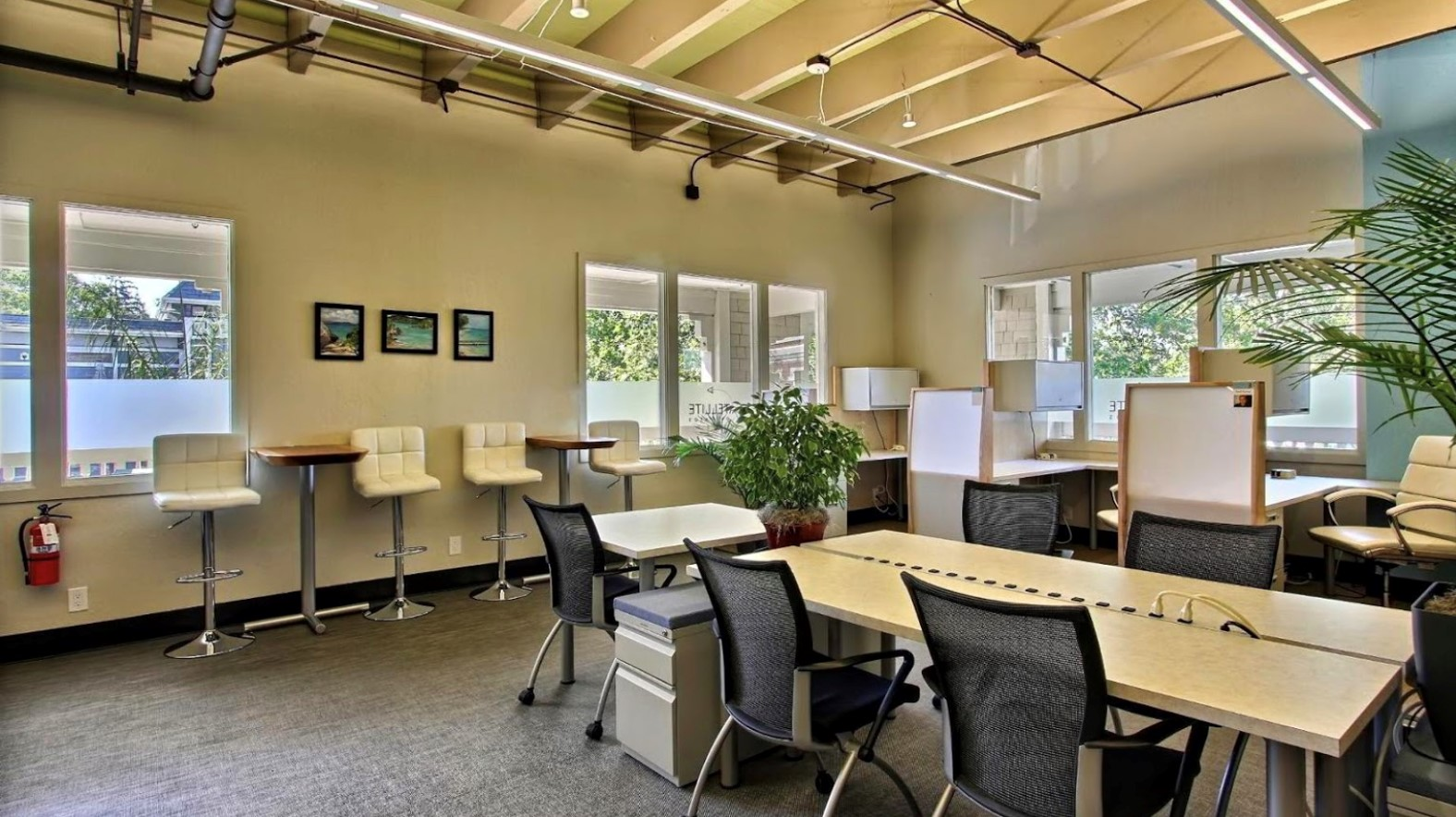 CloudVO City Guide Silicon Valley The Satellite Los Gatos Meeting Rooms and Coworking Space