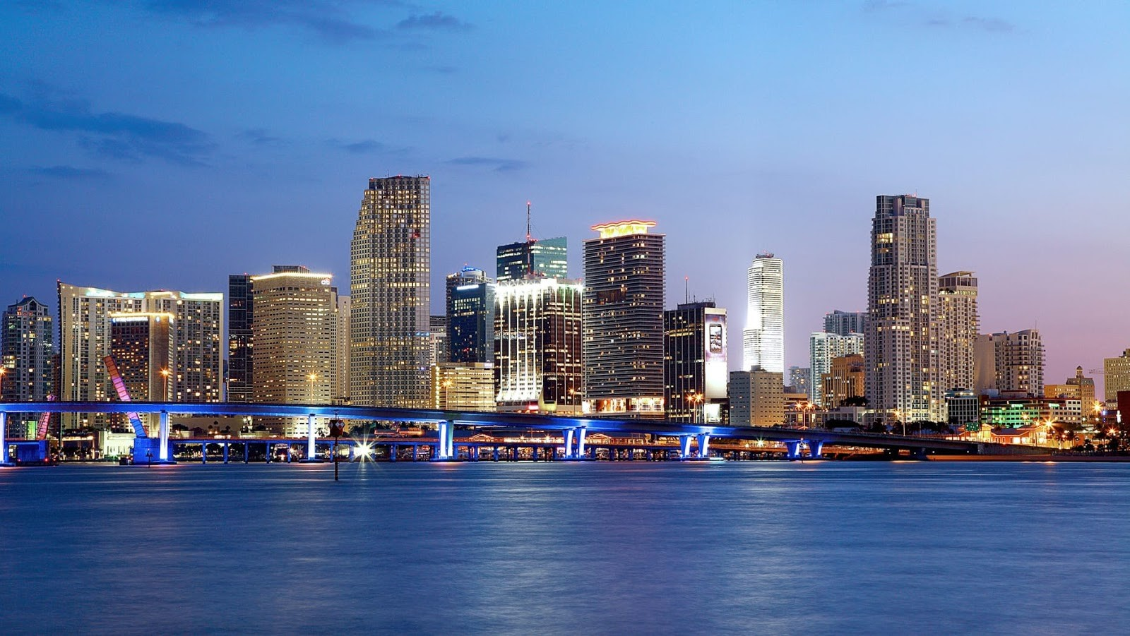 CloudVO City Guide Miami Biscayne Bay