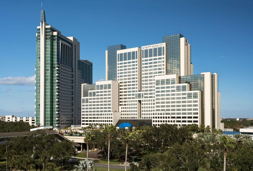 CloudVO City Guide Orlando Florida Hyatt Regency