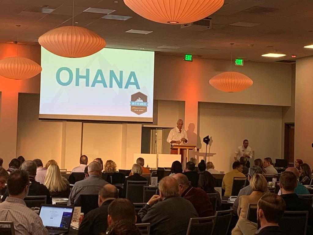 Office Evolution Conference 2019 Denver Colorado Opening Session