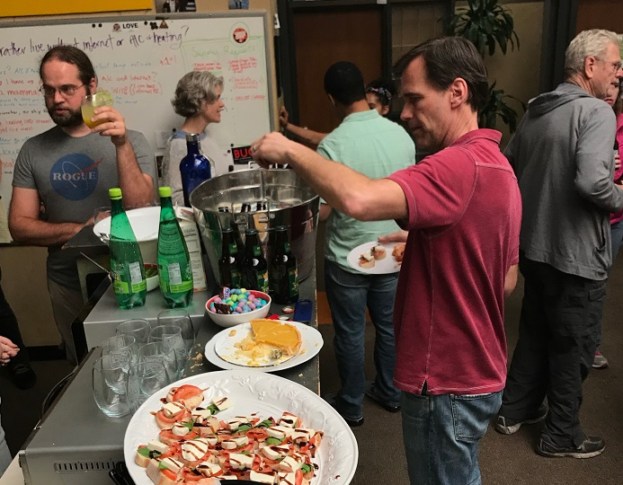 Coworking Events and Happy Hour at NextSpace Santa Cruz | CloudVO