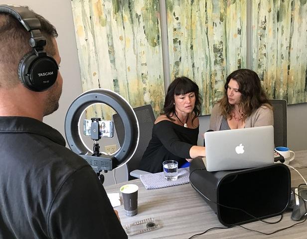 Coworking with Iris Podcast | Maya Delano of NextSpace Coworking Santa Cruz