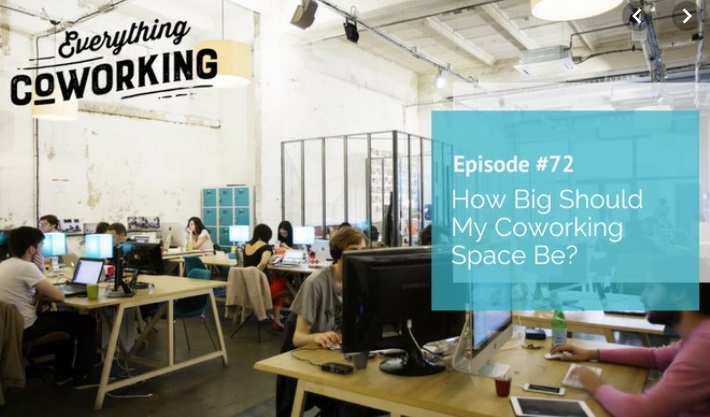 Everything Coworking Podcast with Jamie Russo | CloudVO