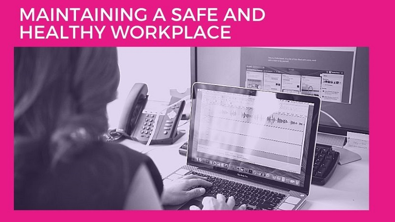 Health and Safety Policy for Flexible Workspace Operators | CloudVO