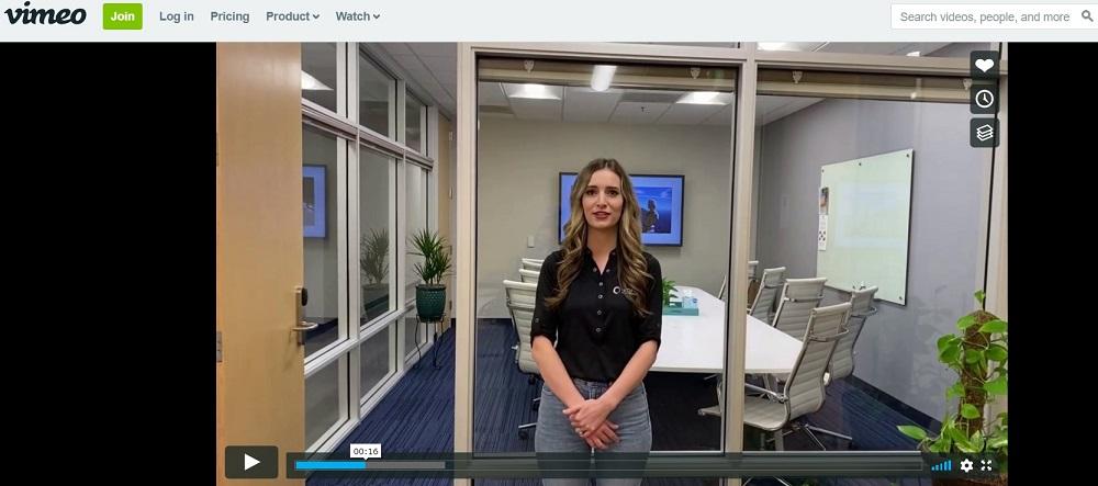 Pacific Workplaces Roseville Virtual Tour | CloudVO