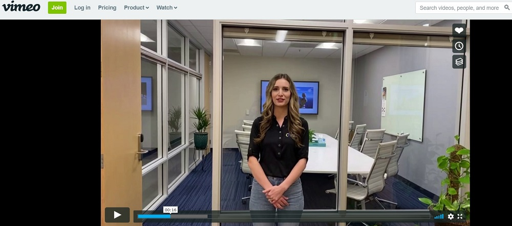 Pacific Workplaces Roseville Virtual Tour | CloudVO