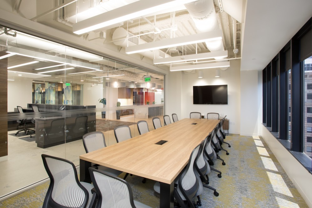 Carr Workplaces Downtown Los Angeles Sunset Room | CloudVO City Guide