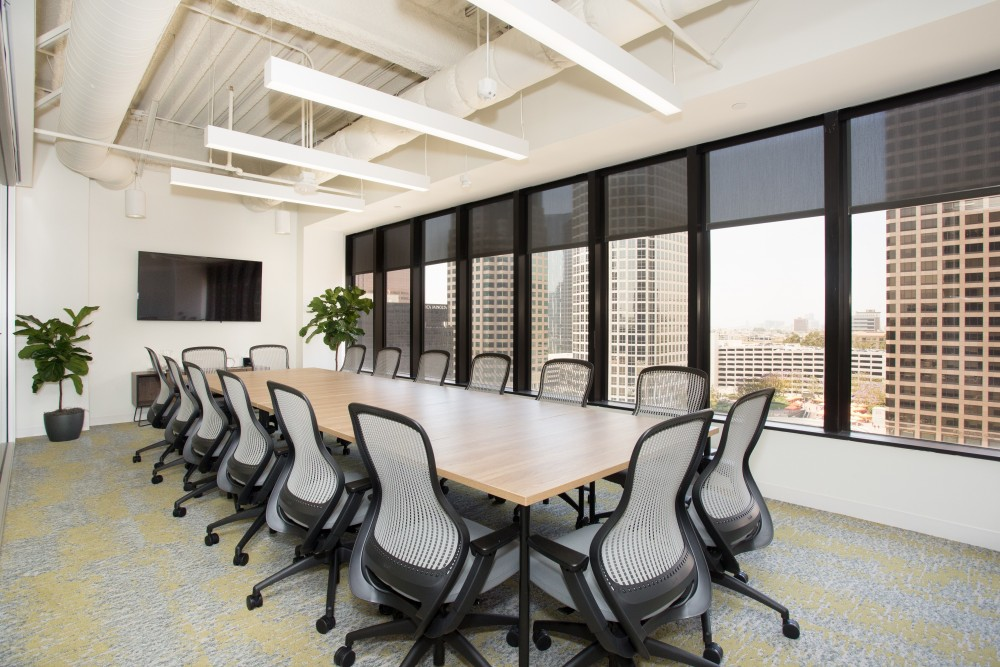 Carr Workplaces Downtown Los Angeles Venice Room | CloudVO City Guide