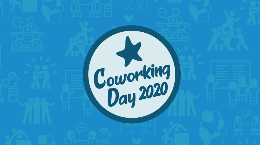 International Coworking Day 2020 Fifteen Year Anniversary